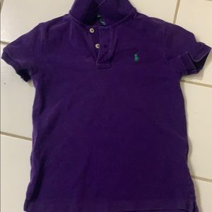 Polo by Ralph Lauren boys polo size 6
